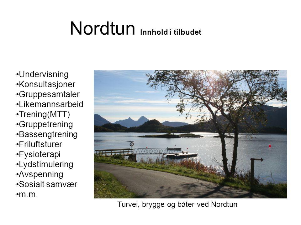 Nordtun Innhold i tilbudet