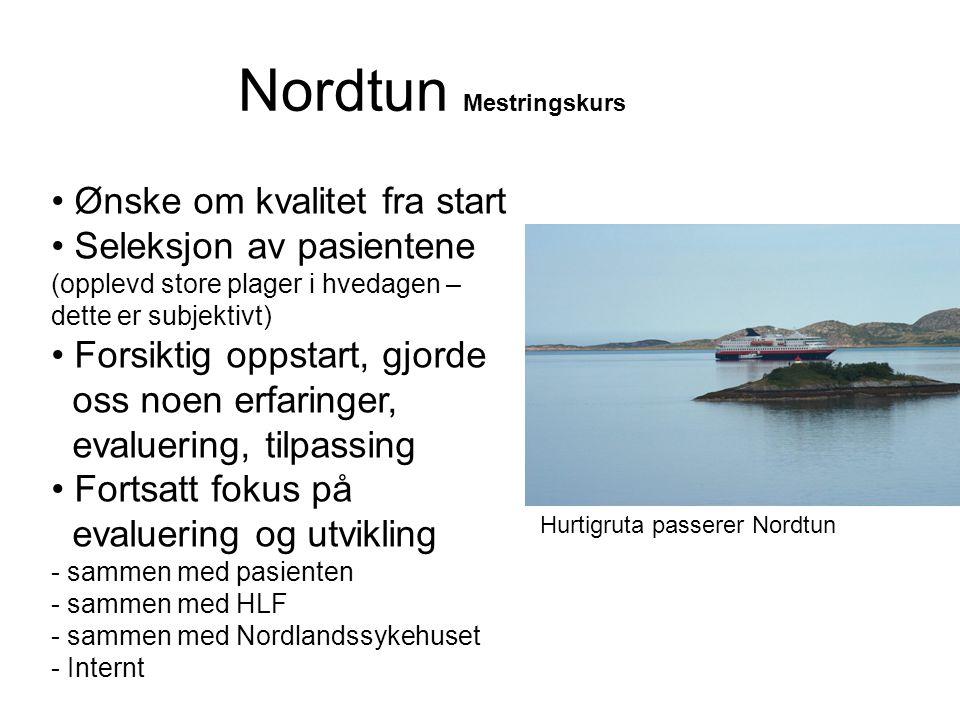 Nordtun Mestringskurs