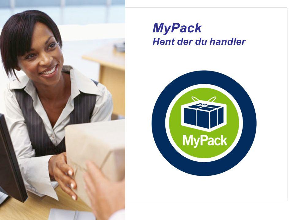 MyPack Hent der du handler