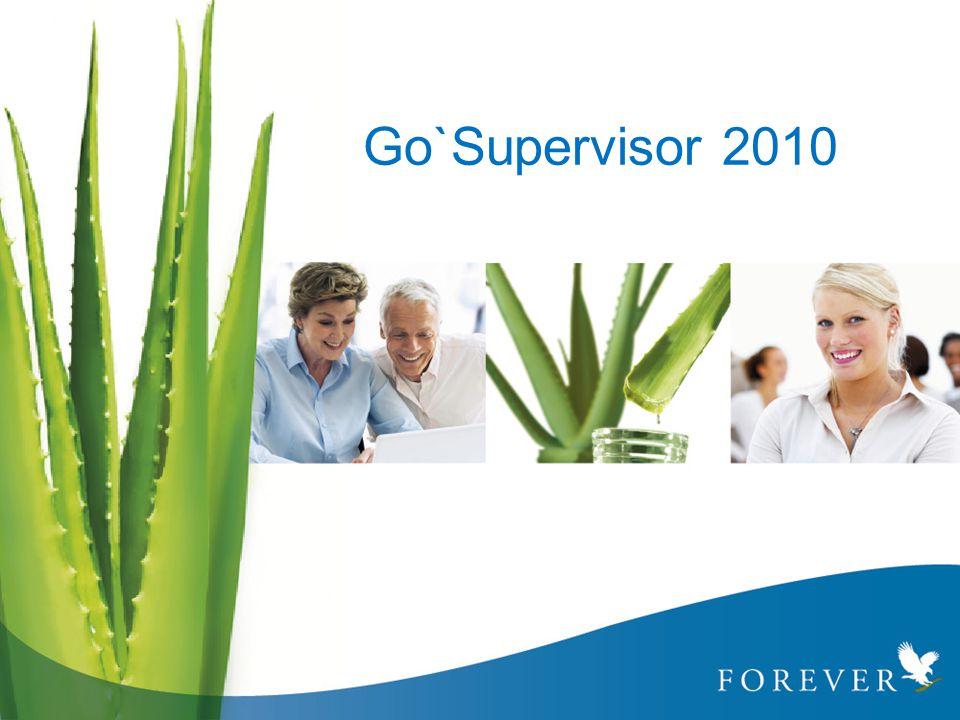 Go`Supervisor 2010
