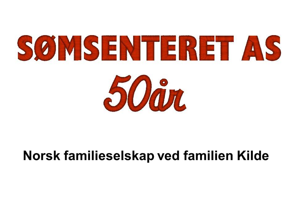 Norsk familieselskap ved familien Kilde