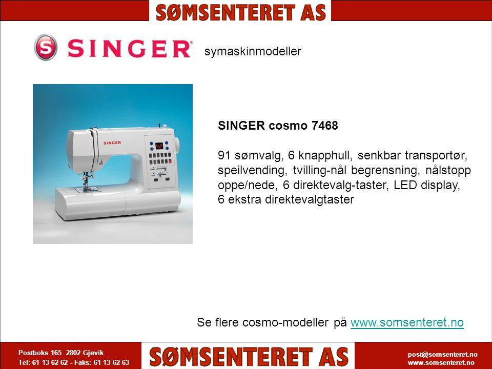 Se flere cosmo-modeller på www.somsenteret.no