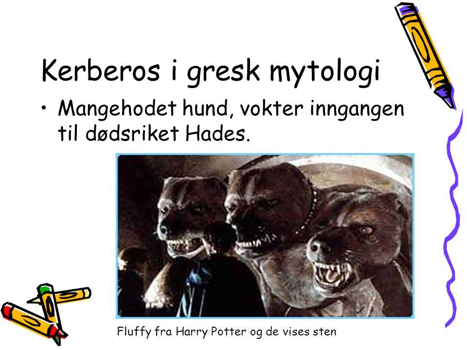 Kerberos i gresk mytologi