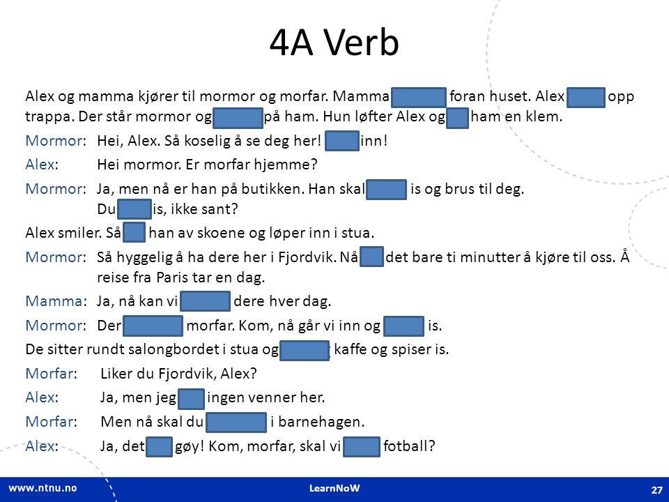 4A Verb