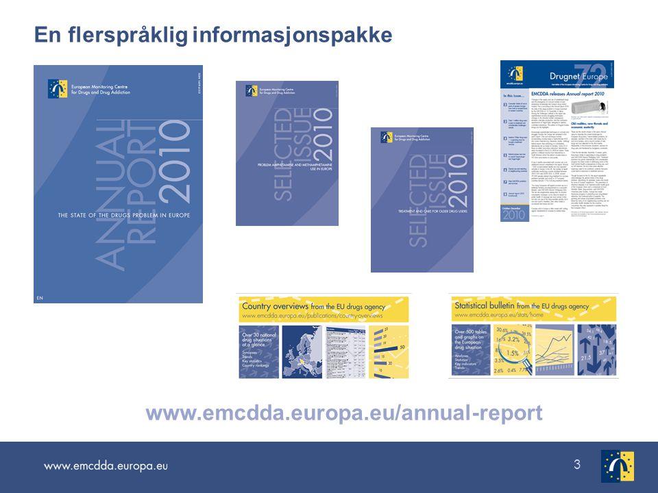 En flerspråklig informasjonspakke