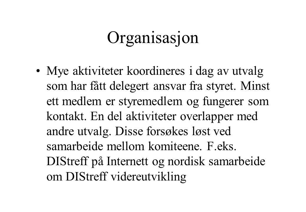 Organisasjon