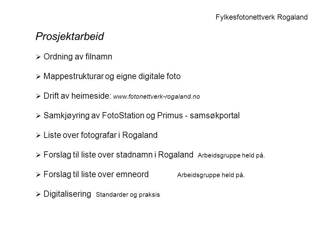 Fylkesfotonettverk Rogaland