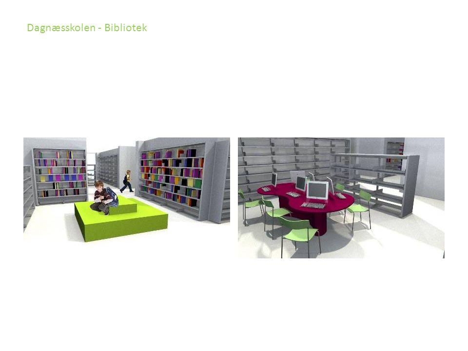 Dagnæsskolen - Bibliotek