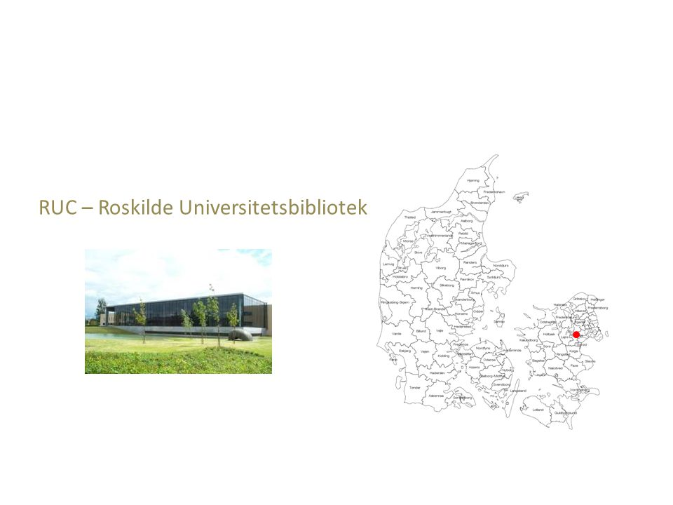 RUC – Roskilde Universitetsbibliotek