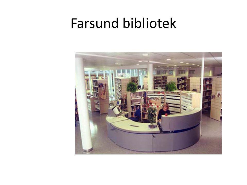 Farsund bibliotek