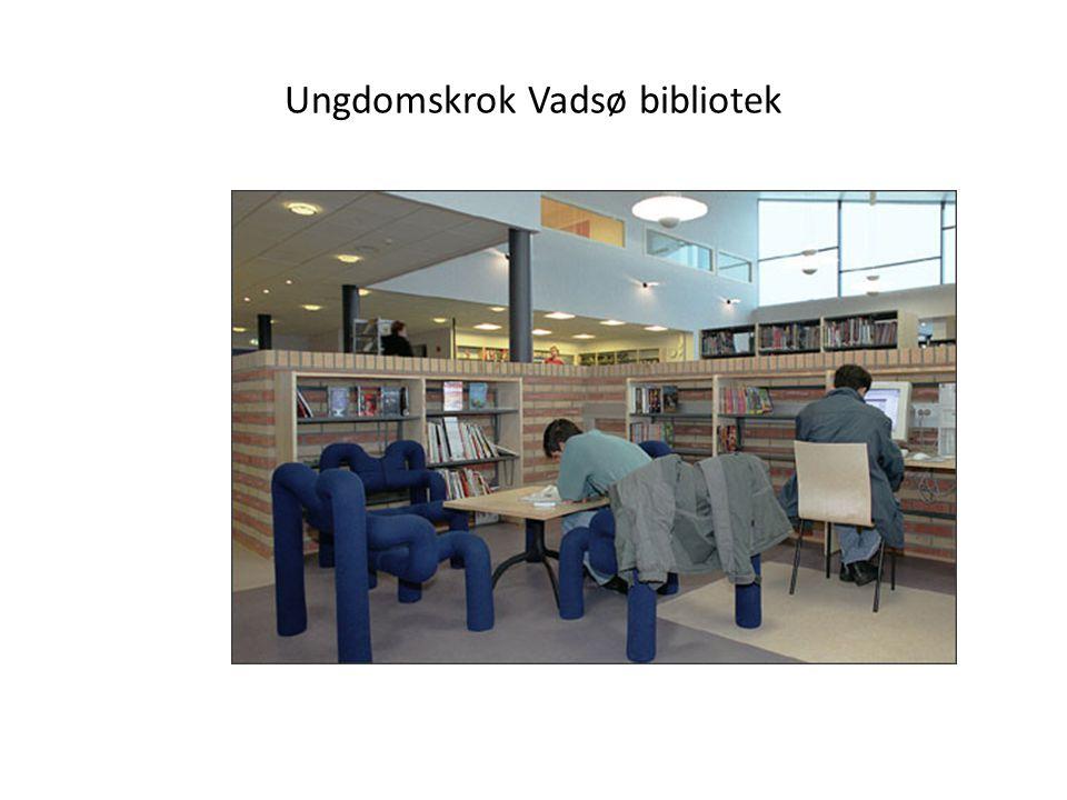 Ungdomskrok Vadsø bibliotek