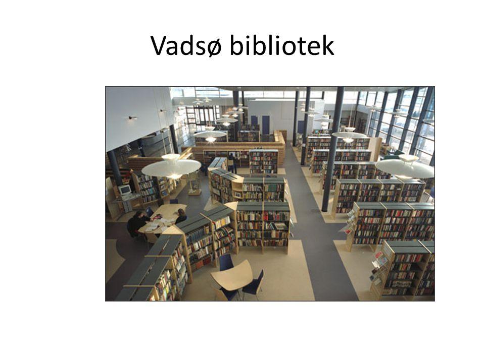Vadsø bibliotek