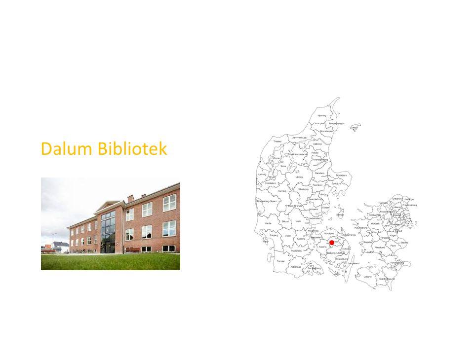 Dalum Bibliotek Flyttet til nye lokaler i 2008