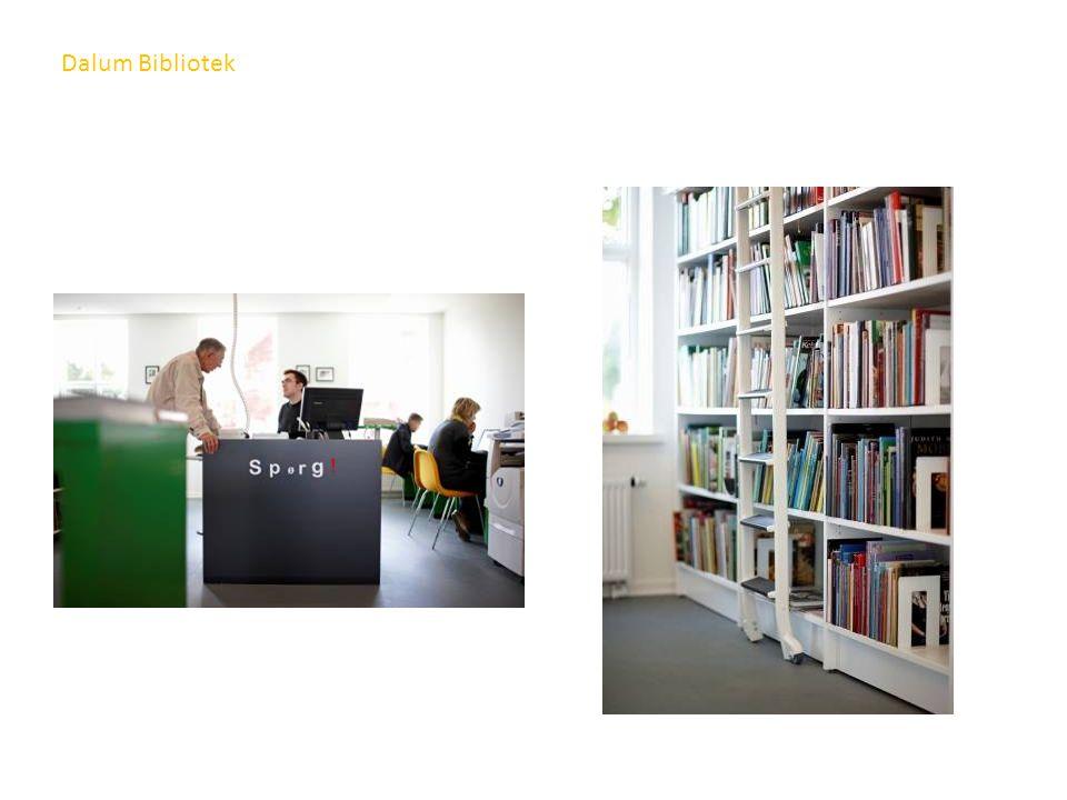 Dalum Bibliotek Veiledningsskranke