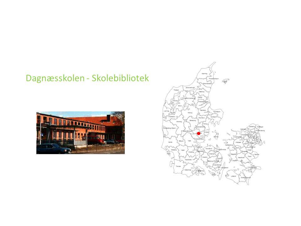 Dagnæsskolen - Skolebibliotek