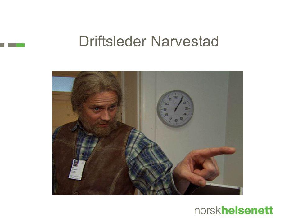 Driftsleder Narvestad