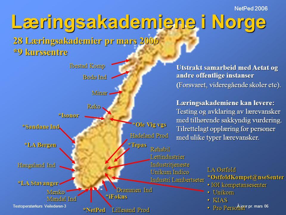 Læringsakademiene i Norge