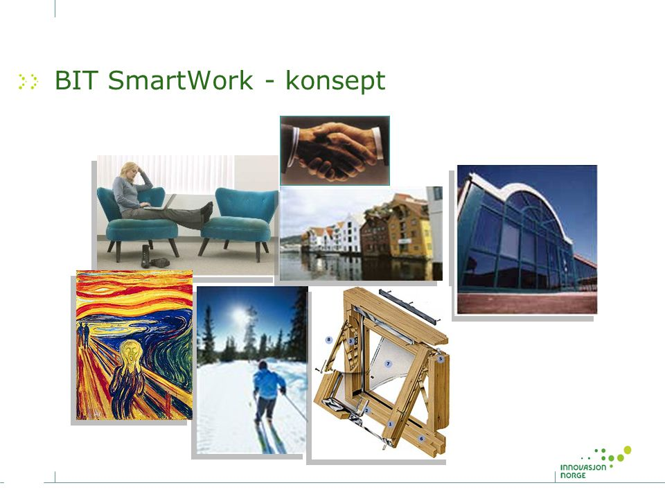 BIT SmartWork - konsept
