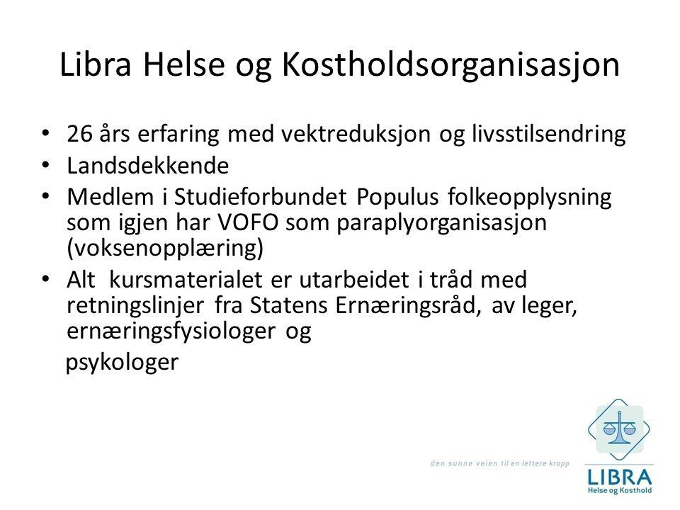 Libra Helse og Kostholdsorganisasjon