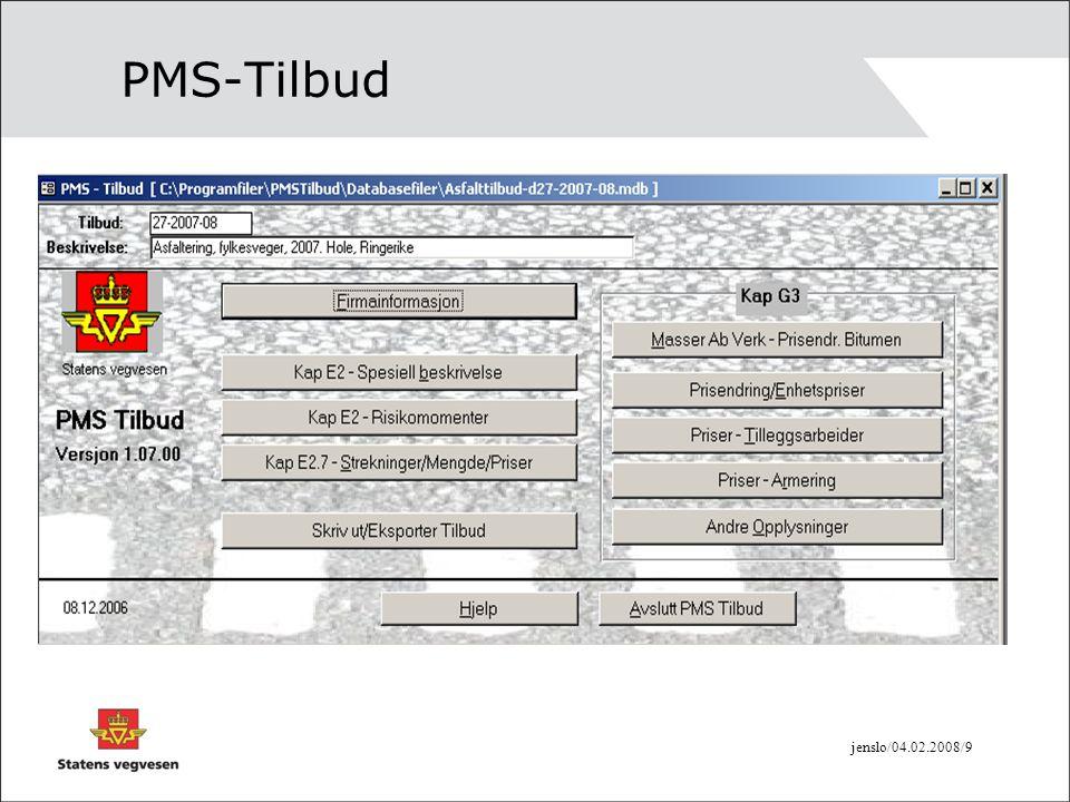PMS-Tilbud