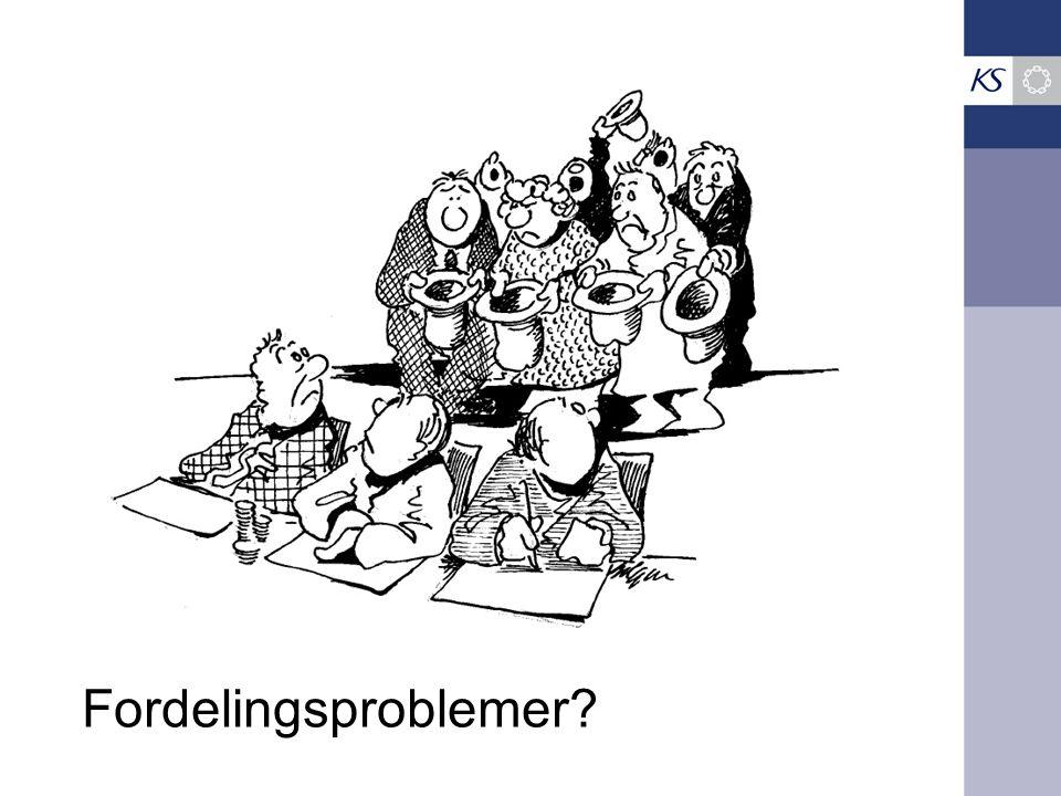 Fordelingsproblemer