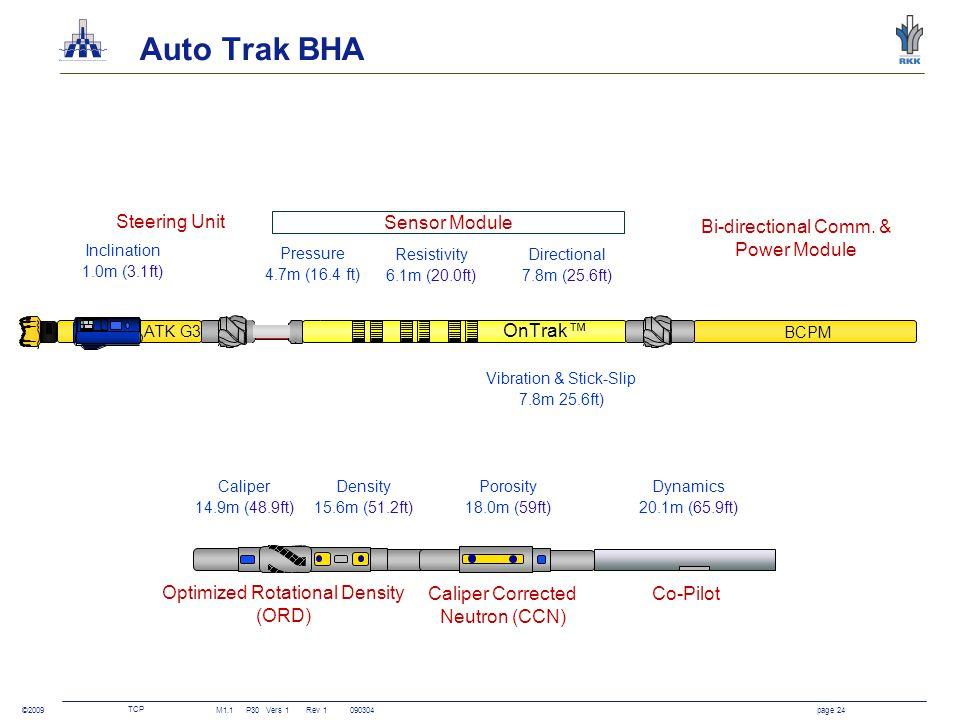 Auto Trak BHA Steering Unit Sensor Module