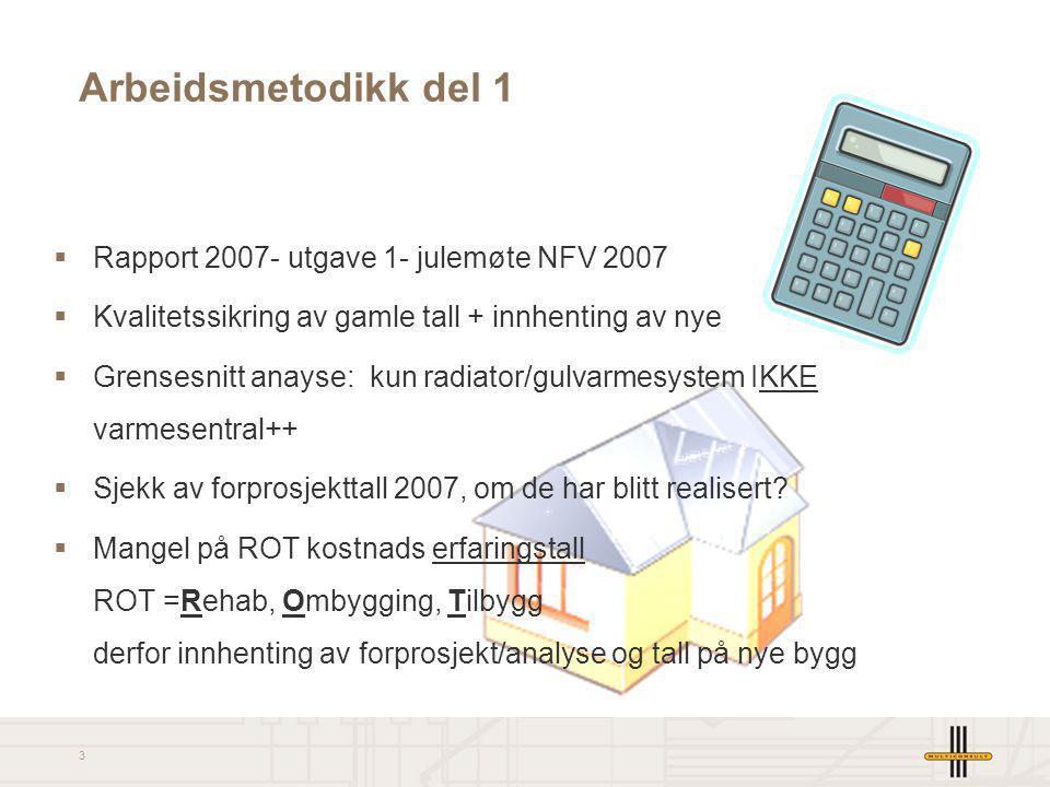 Arbeidsmetodikk del 1 Rapport 2007- utgave 1- julemøte NFV 2007