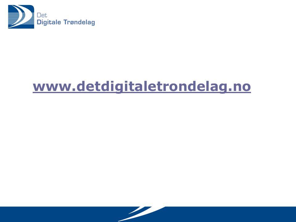 www.detdigitaletrondelag.no
