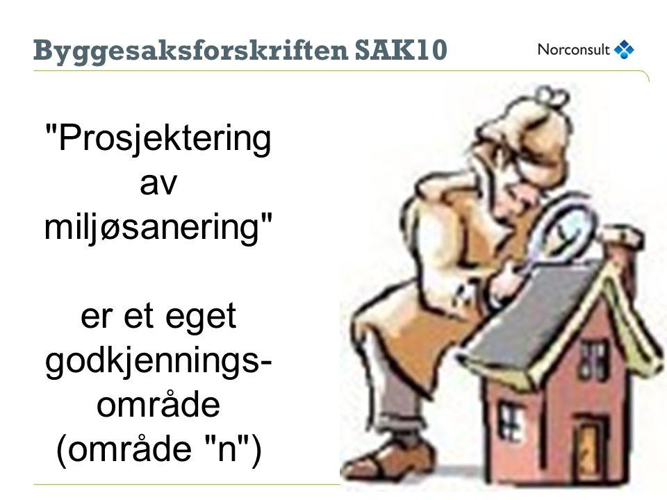 Byggesaksforskriften SAK10