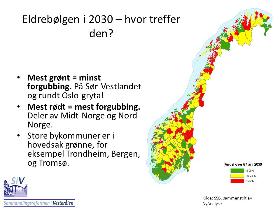 Eldrebølgen i 2030 – hvor treffer den