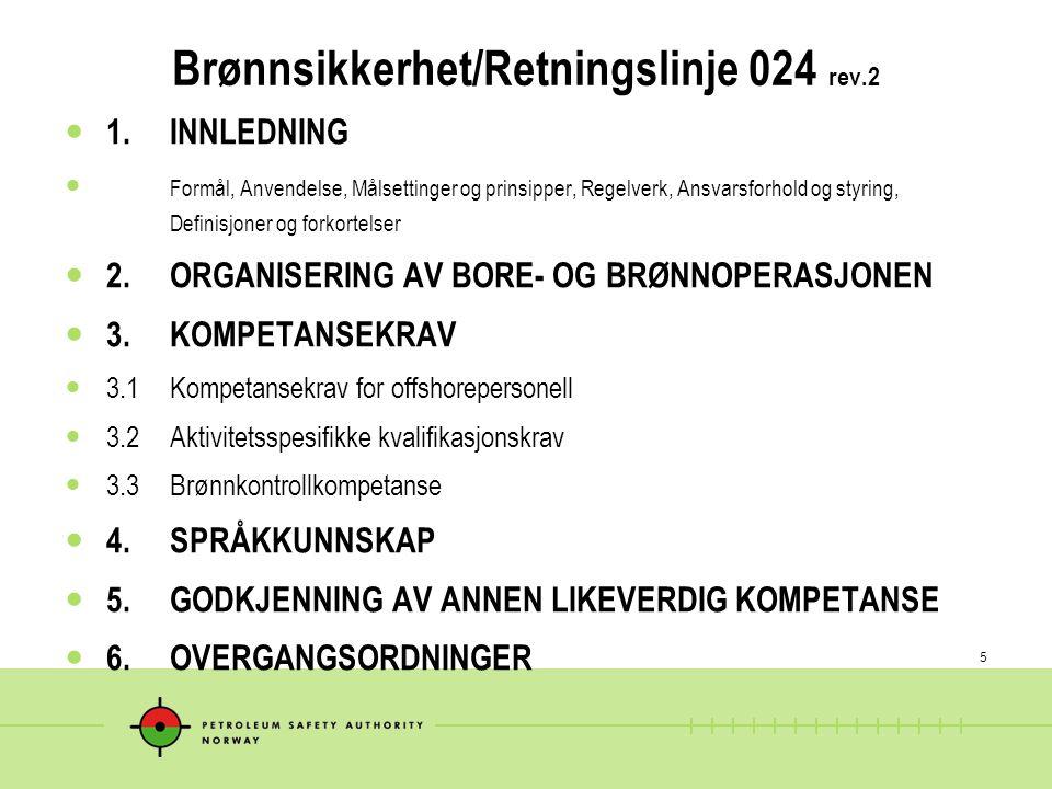 Brønnsikkerhet/Retningslinje 024 rev.2