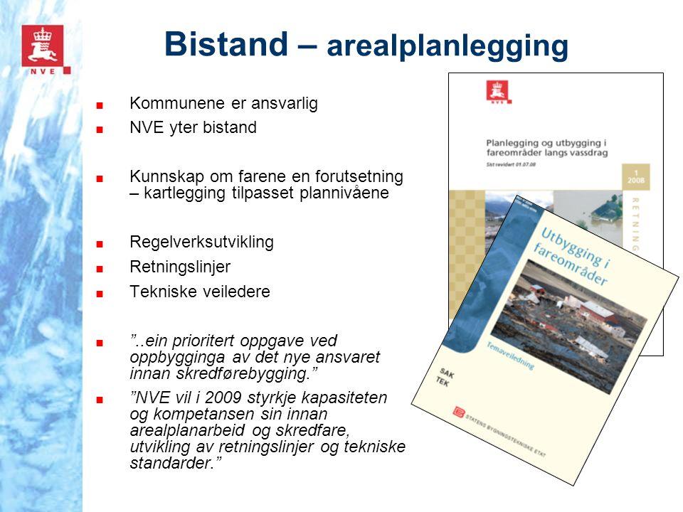 Bistand – arealplanlegging