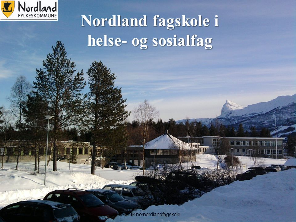 Nordland fagskole i helse- og sosialfag