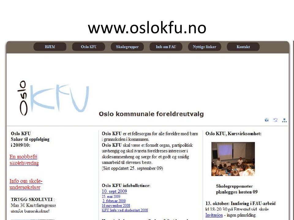 www.oslokfu.no