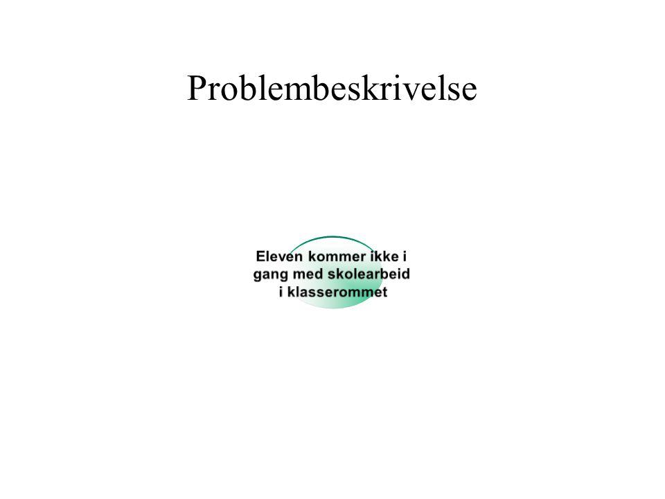 Problembeskrivelse