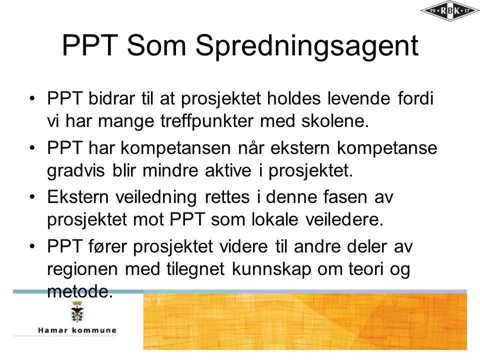 PPT Som Spredningsagent
