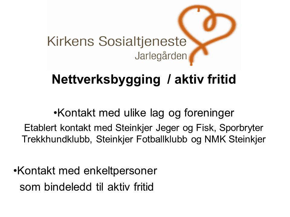 Nettverksbygging / aktiv fritid