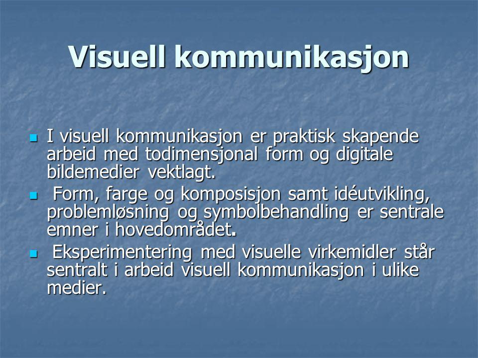 Visuell kommunikasjon
