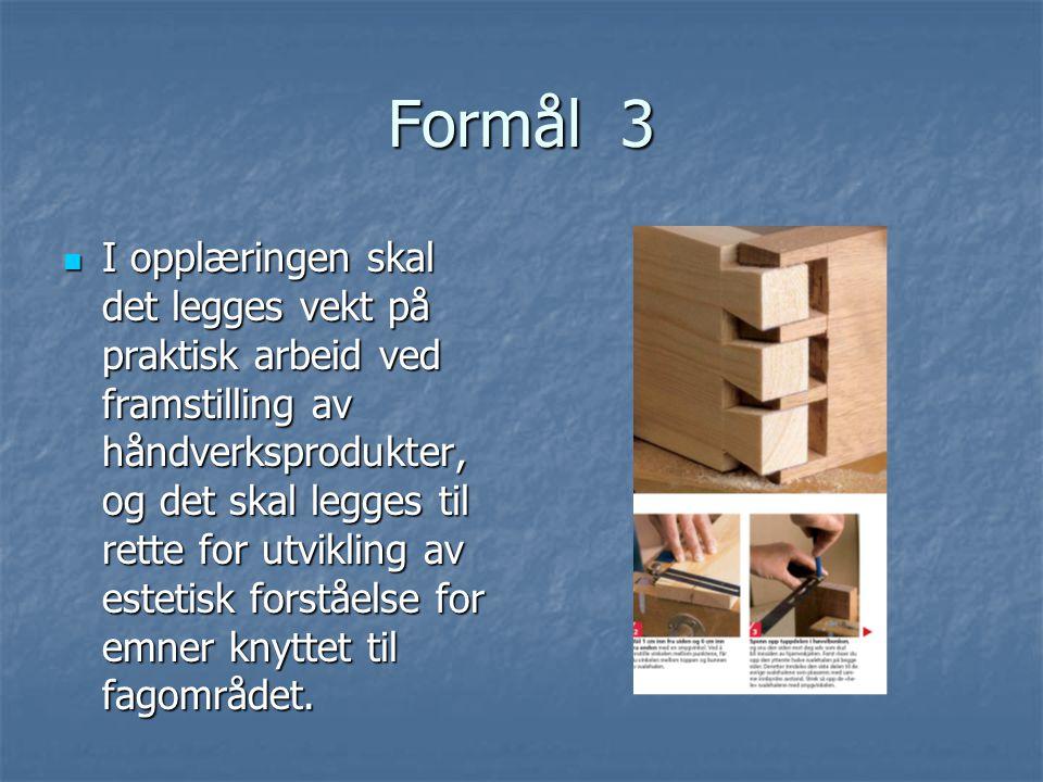 Formål 3