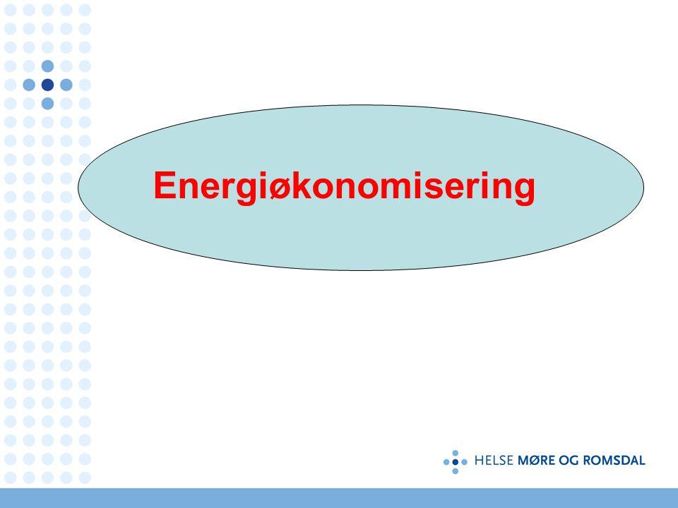 Energiøkonomisering