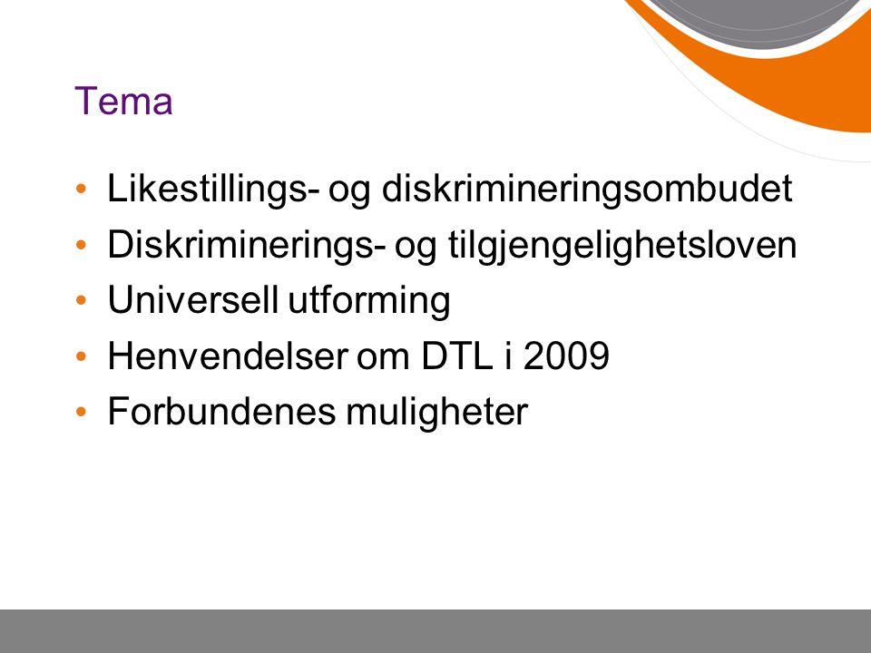Likestillings- og diskrimineringsombudet