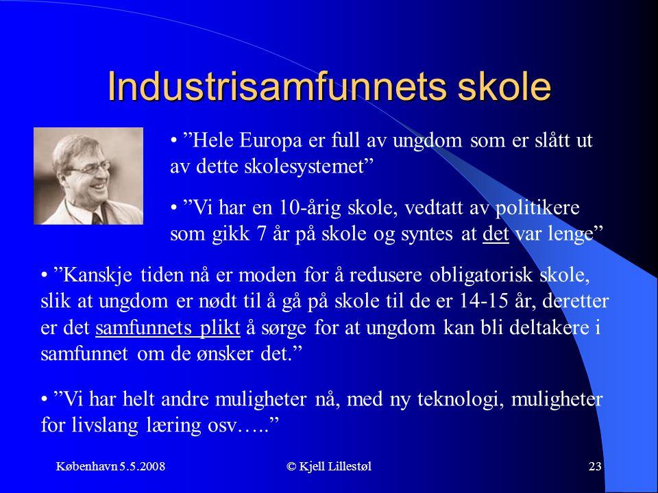 Industrisamfunnets skole