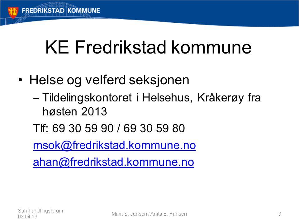KE Fredrikstad kommune