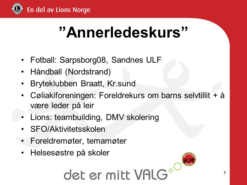 Annerledeskurs Fotball: Sarpsborg08, Sandnes ULF