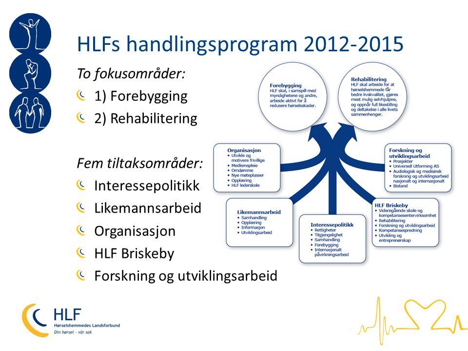 HLFs handlingsprogram 2012-2015