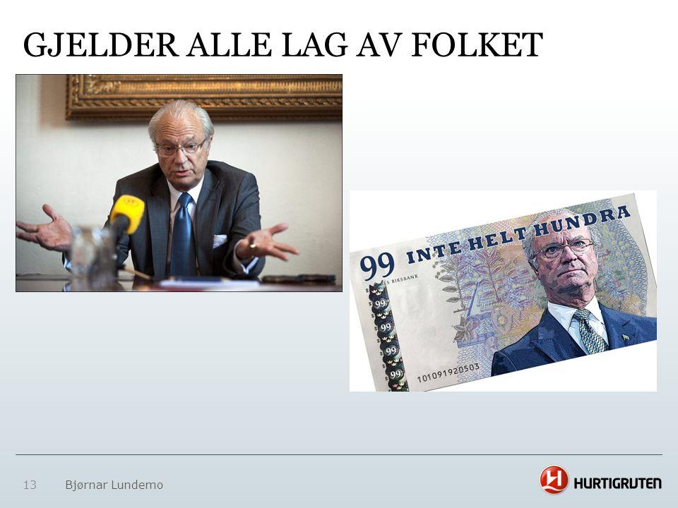 GJELDER ALLE LAG AV FOLKET