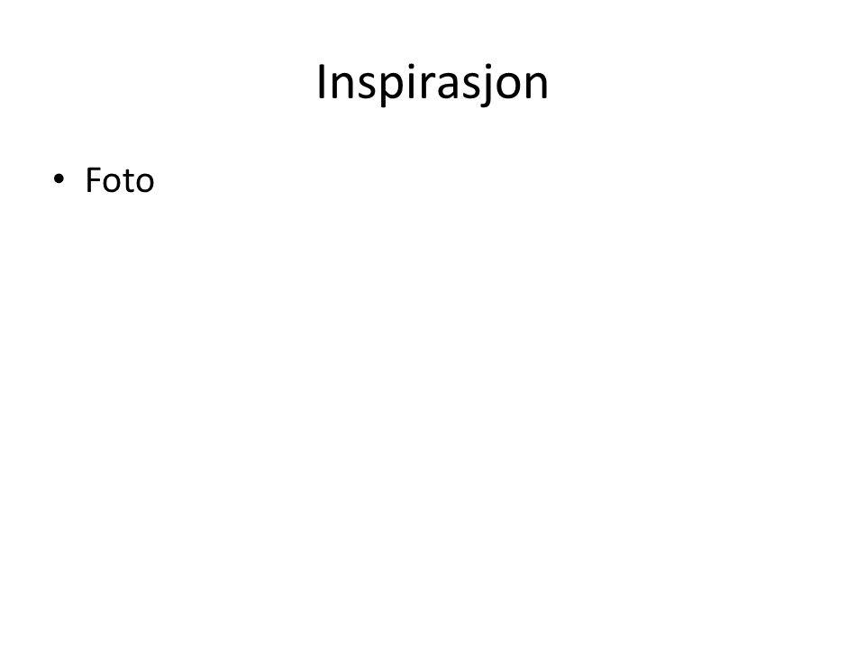 Inspirasjon Foto