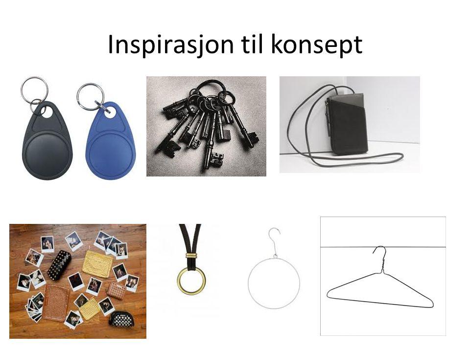Inspirasjon til konsept