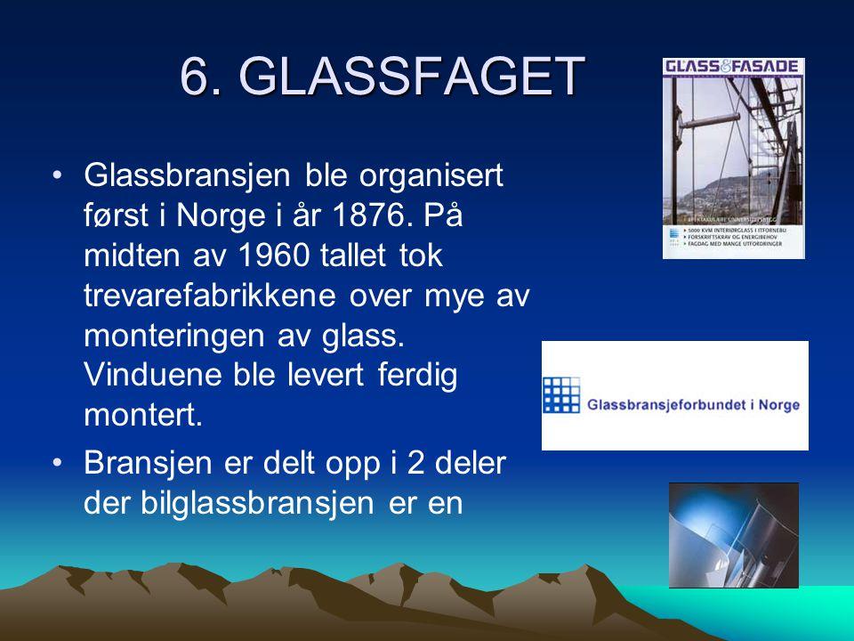 6. GLASSFAGET