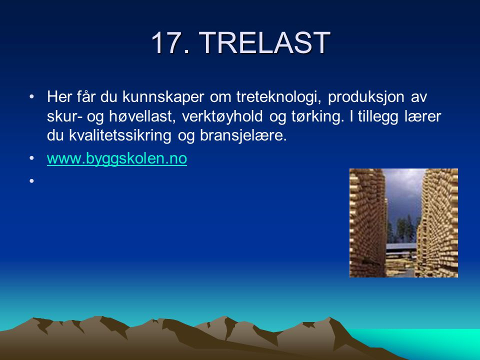 17. TRELAST